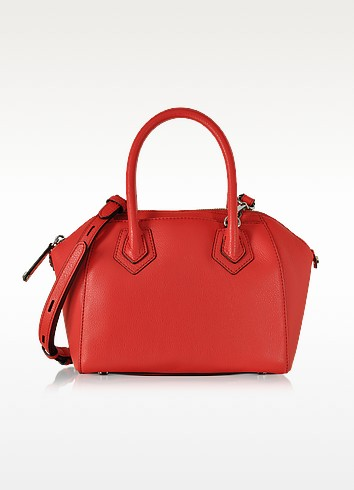 Genuine Leather Micro Perry Satchel - Rebecca Minkoff