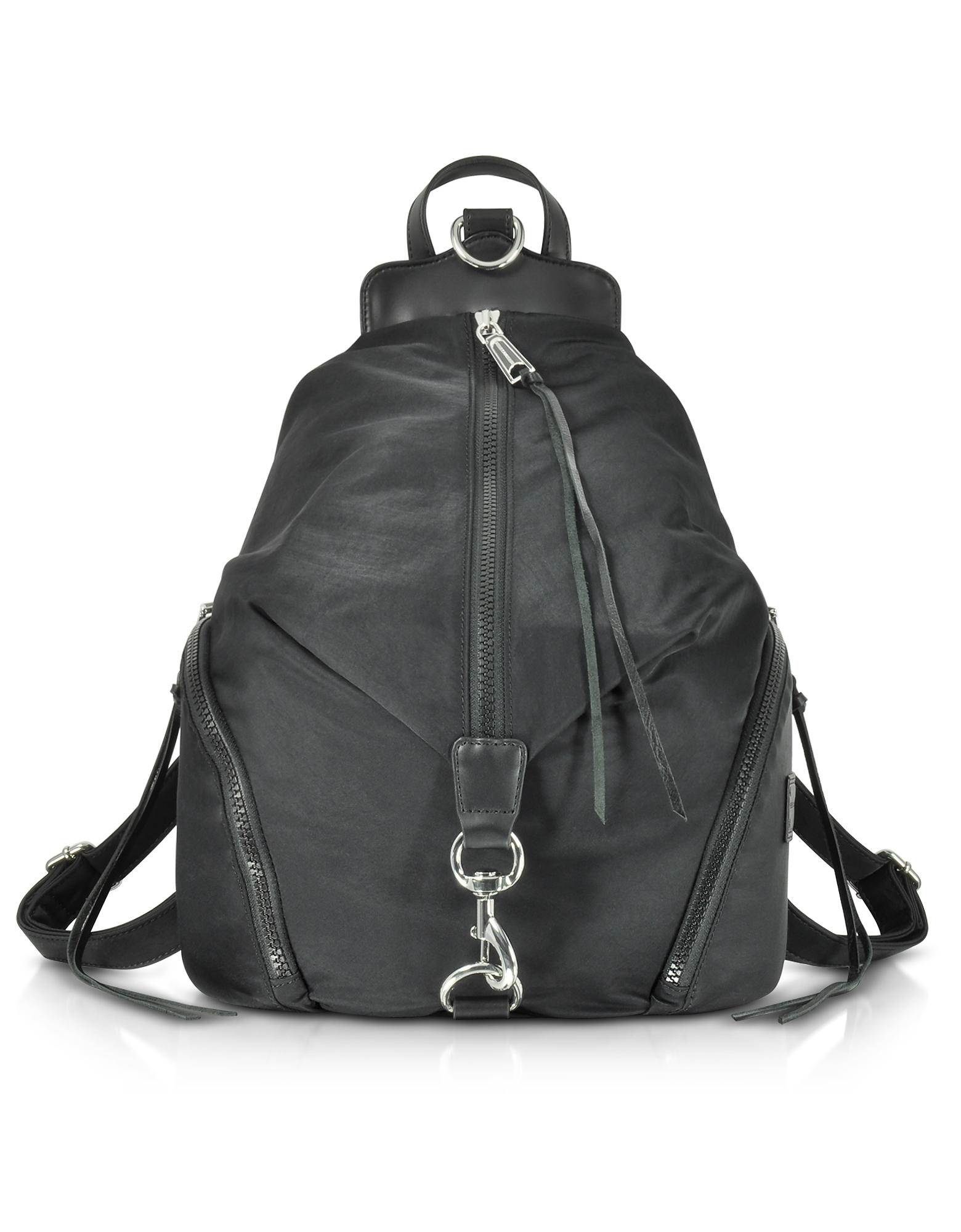 Rebecca Minkoff Black Julian Nylon Backpack