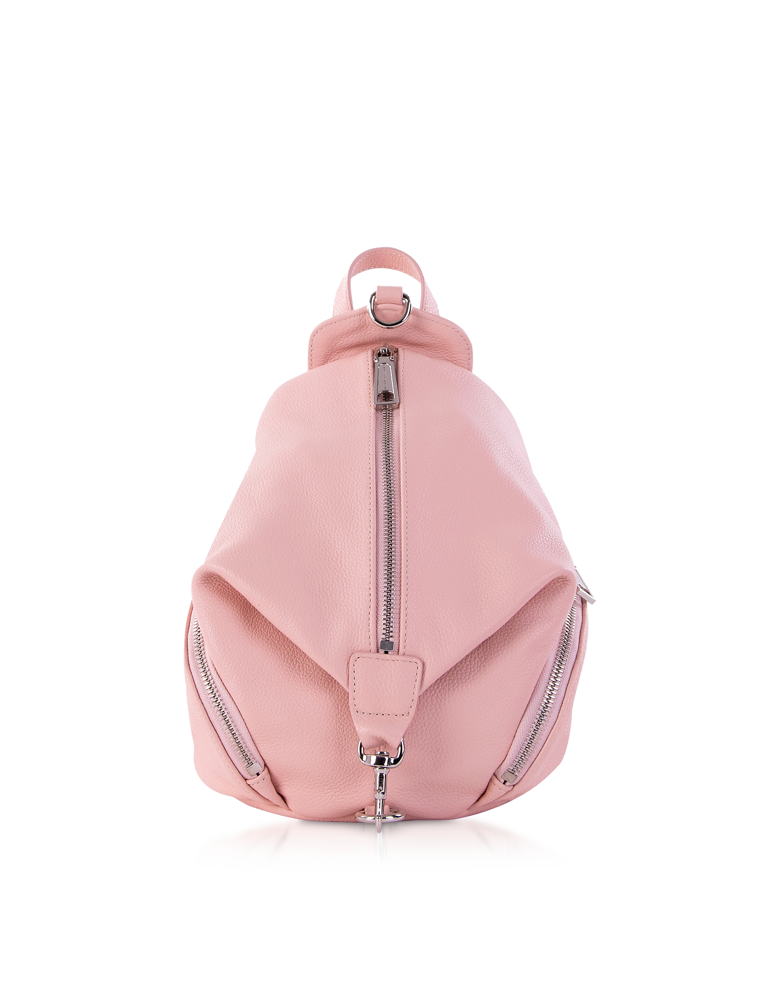 Leather Convertible Mini Julian Backpack
