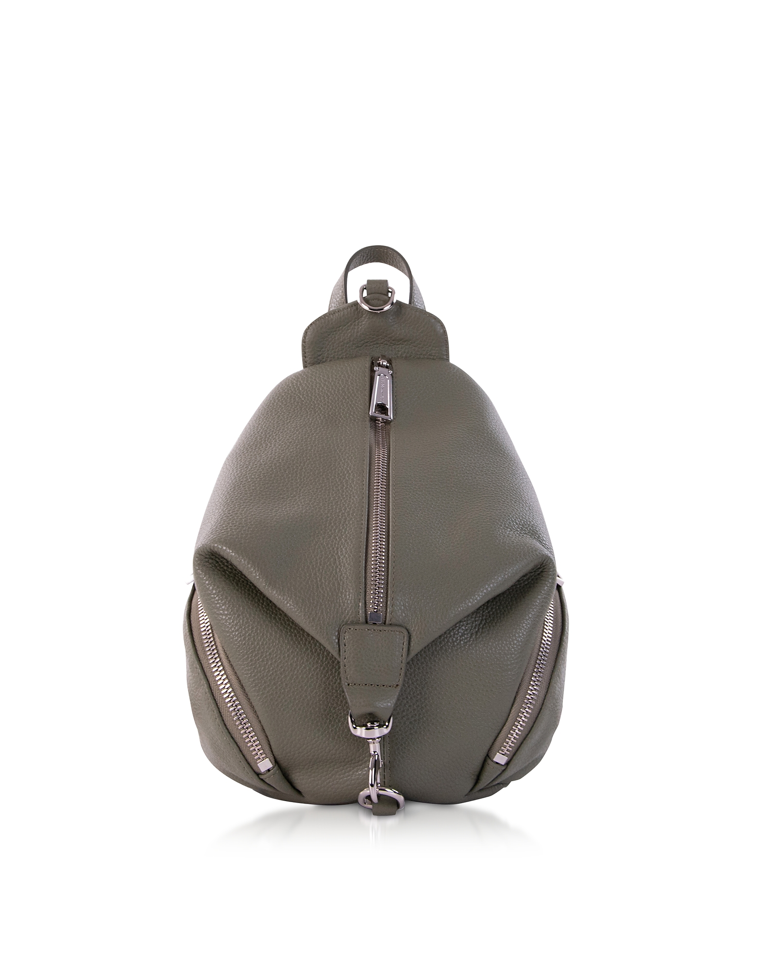 Rebecca Minkoff  Handbags Leather Convertible Mini Julian Backpack