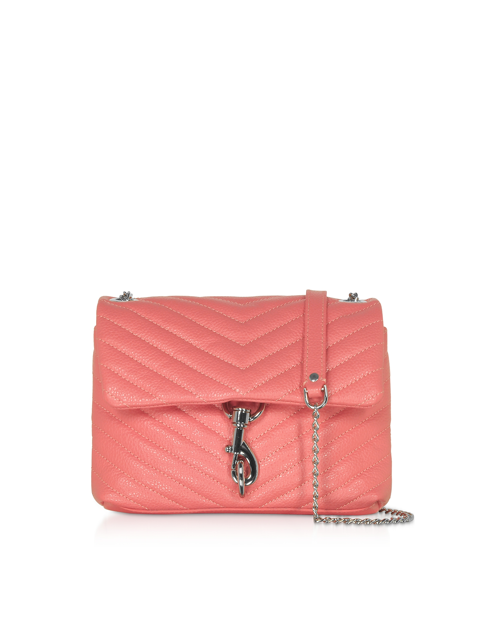 Rebecca Minkoff Designer Handbags, Quilted Leather Edie Xbody Bag