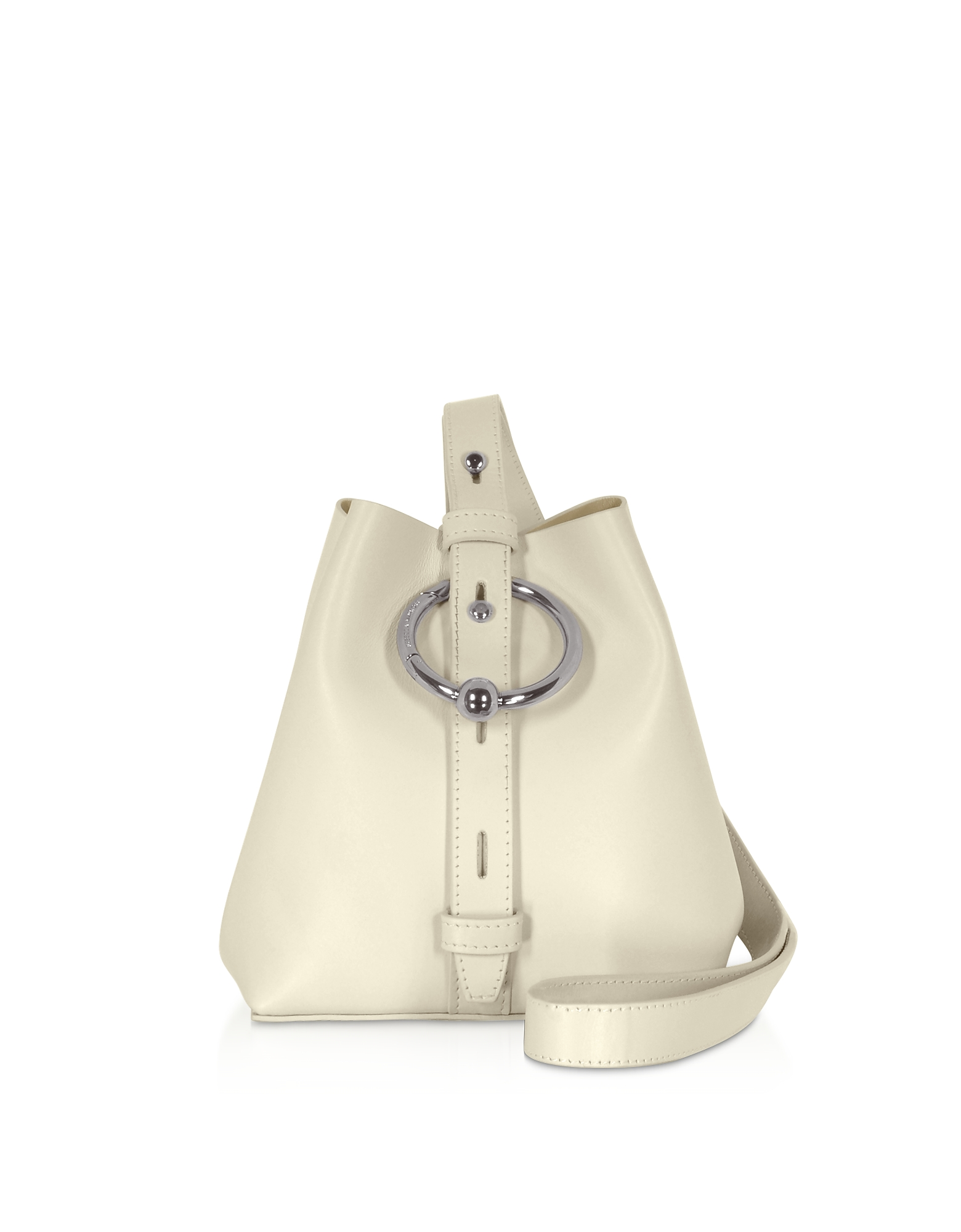 Rebecca Minkoff Designer Handbags, Nappa Leather Mini Kate Bucket Bag