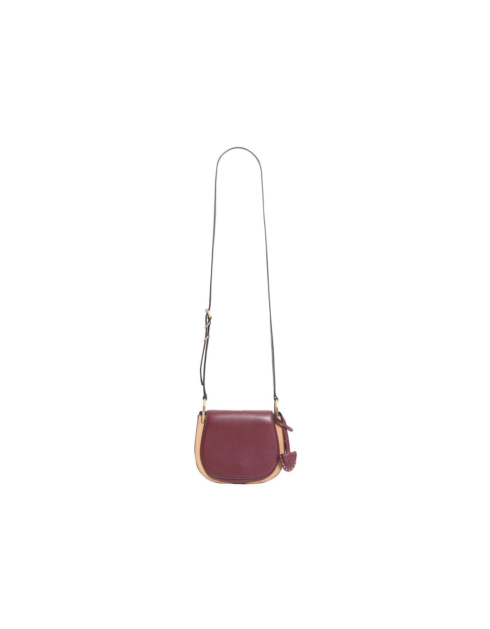Rebecca Minkoff Designer Handbags, Small Saddle Crossbody Bag