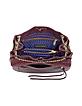 Swing Leather Shoulder Bag - Rebecca Minkoff