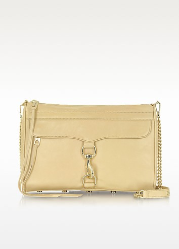 MAC Daddy - Large Leather Shoulder Bag - Rebecca Minkoff