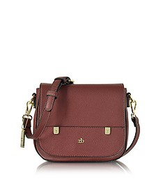 RB - Grainy Eco Leather Crossbody Bag - Roccobarocco