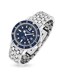 Tango Stainless Steel Bracelet Date Watch - Raymond Weil