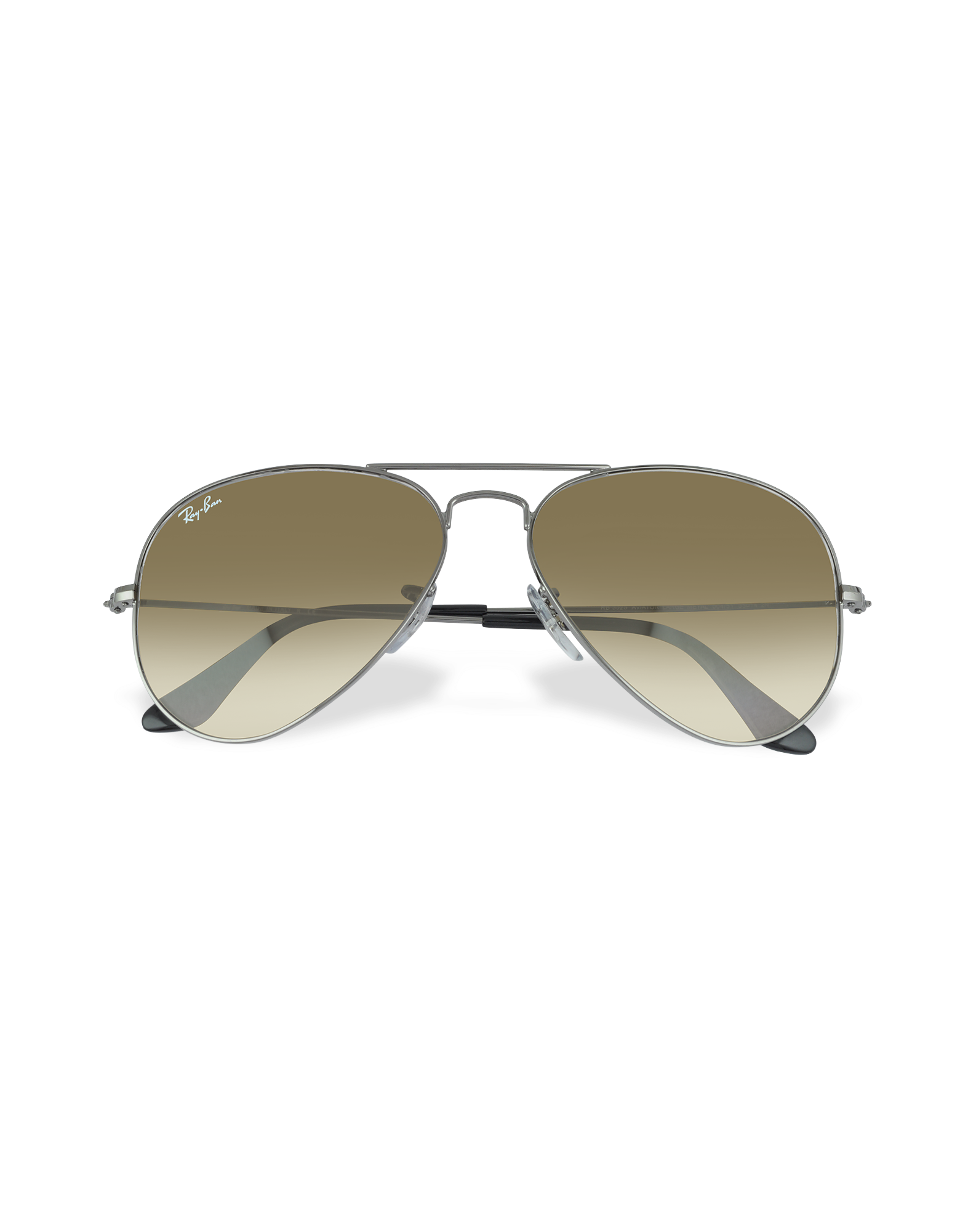 Image of Aviator - Large Metal Sunglasses