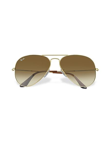 Foto Ray Ban Aviator - Occhiali da Sole in Metallo