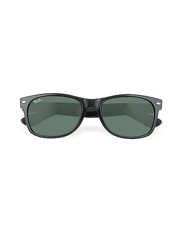 Ray Ban - New Wayfarer - Square Acetate Sunglasses