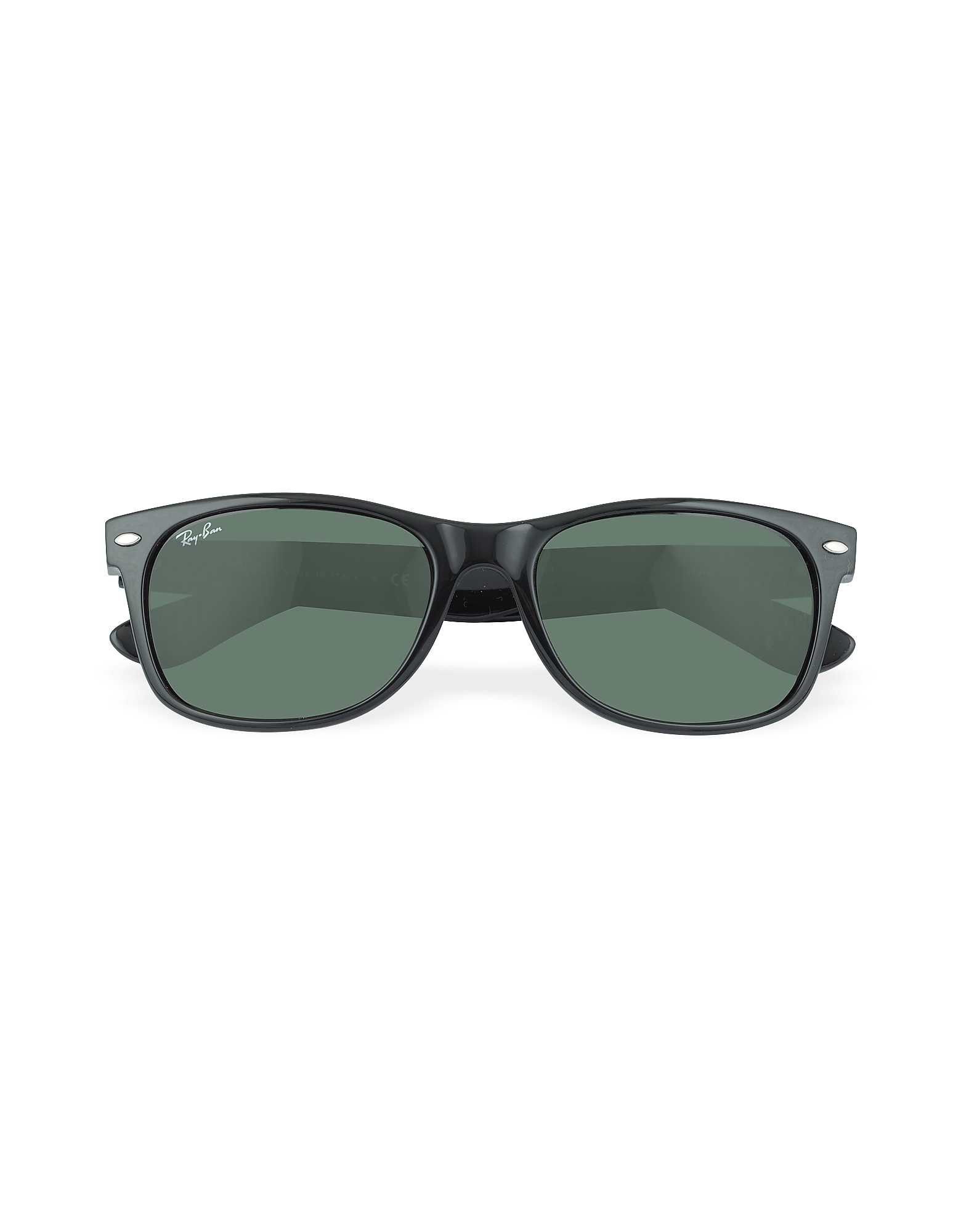 Ray Ban Designer Sunglasses, New Wayfarer - Square Acetate Sunglasses ry473711-018-00