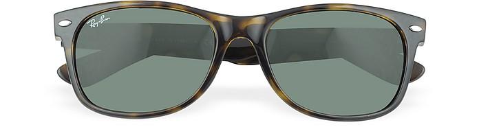 New Wayfarer - Square Acetate Sunglasses - Ray Ban