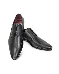 Tamigi - Zapatos Puntera Alargada con Pespunte - Fratelli Borgioli