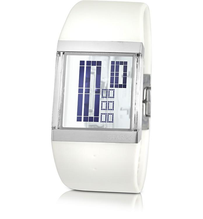 Crystal Clear Digi Watch - Philippe Starck