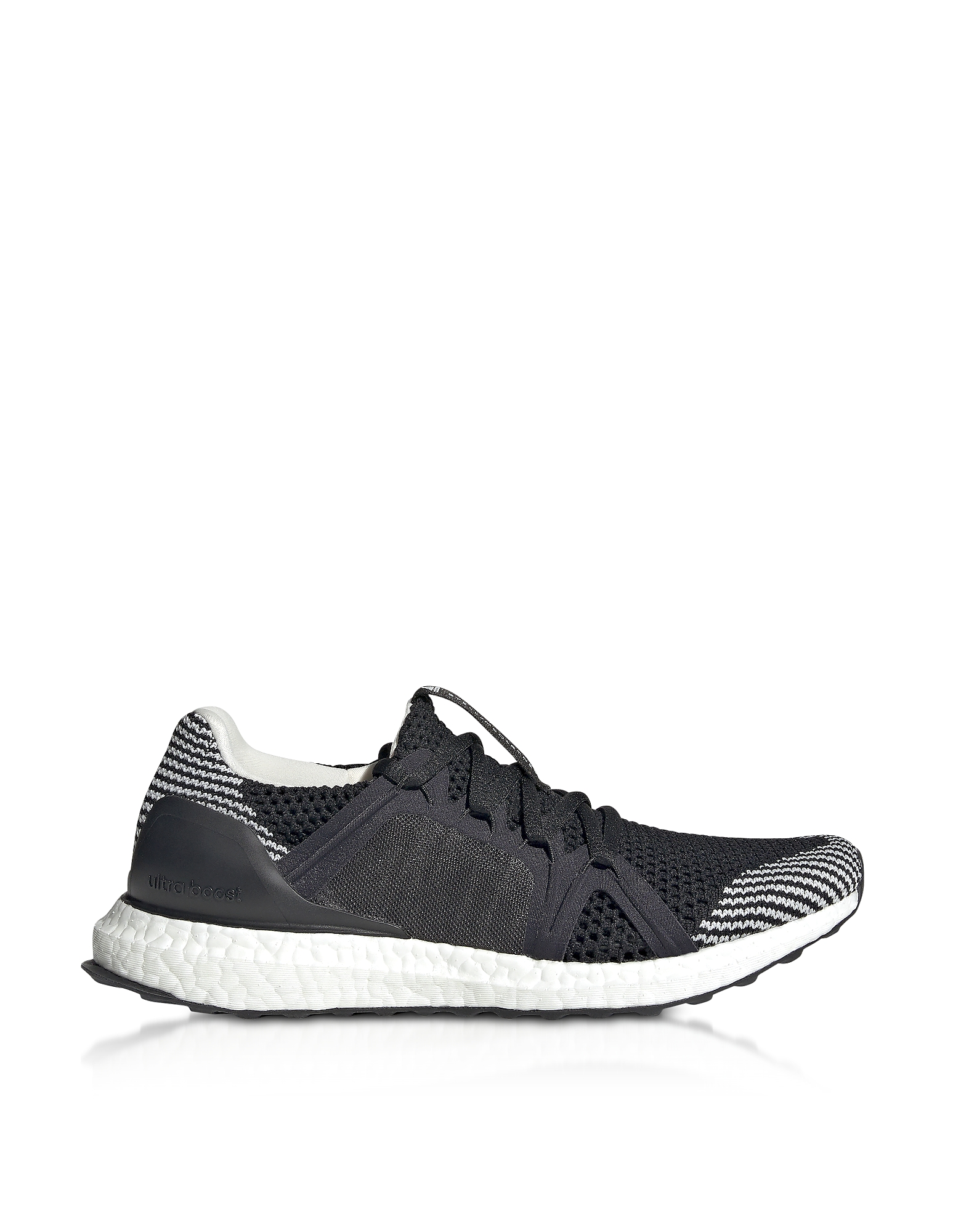 Ultraboost S Black and White Running Sneakers
