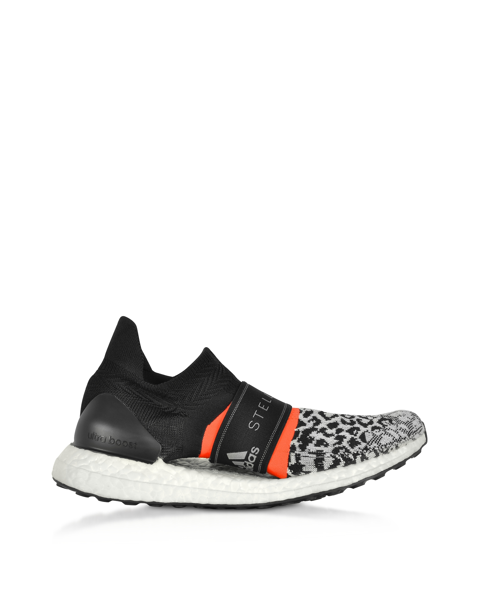 Ultraboost X 3.D Black and White Running Sneakers