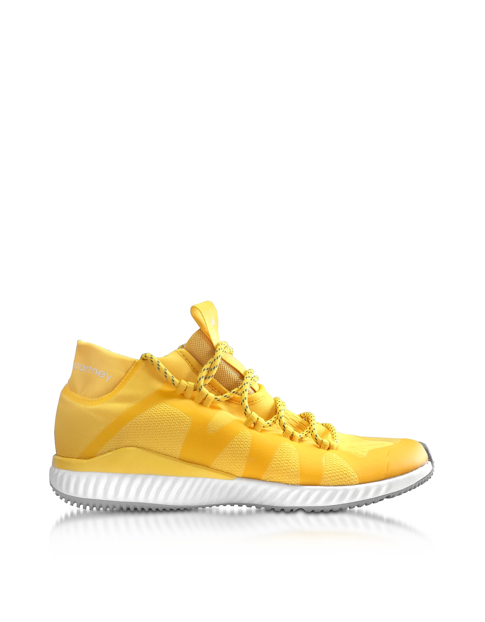 Adidas Stella McCartney Wonder Glow Crazymove Bounce - Женские Кеды