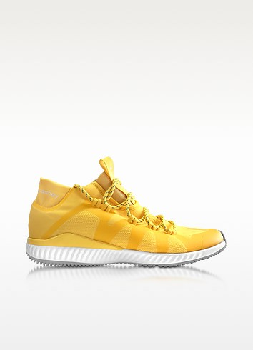 Wonder Glow Crazymove Bounce Mid top Women's Sneaker - Adidas Stella McCartney