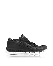 Black Clima Cool Revolution Women's Sneaker - Adidas Stella McCartney