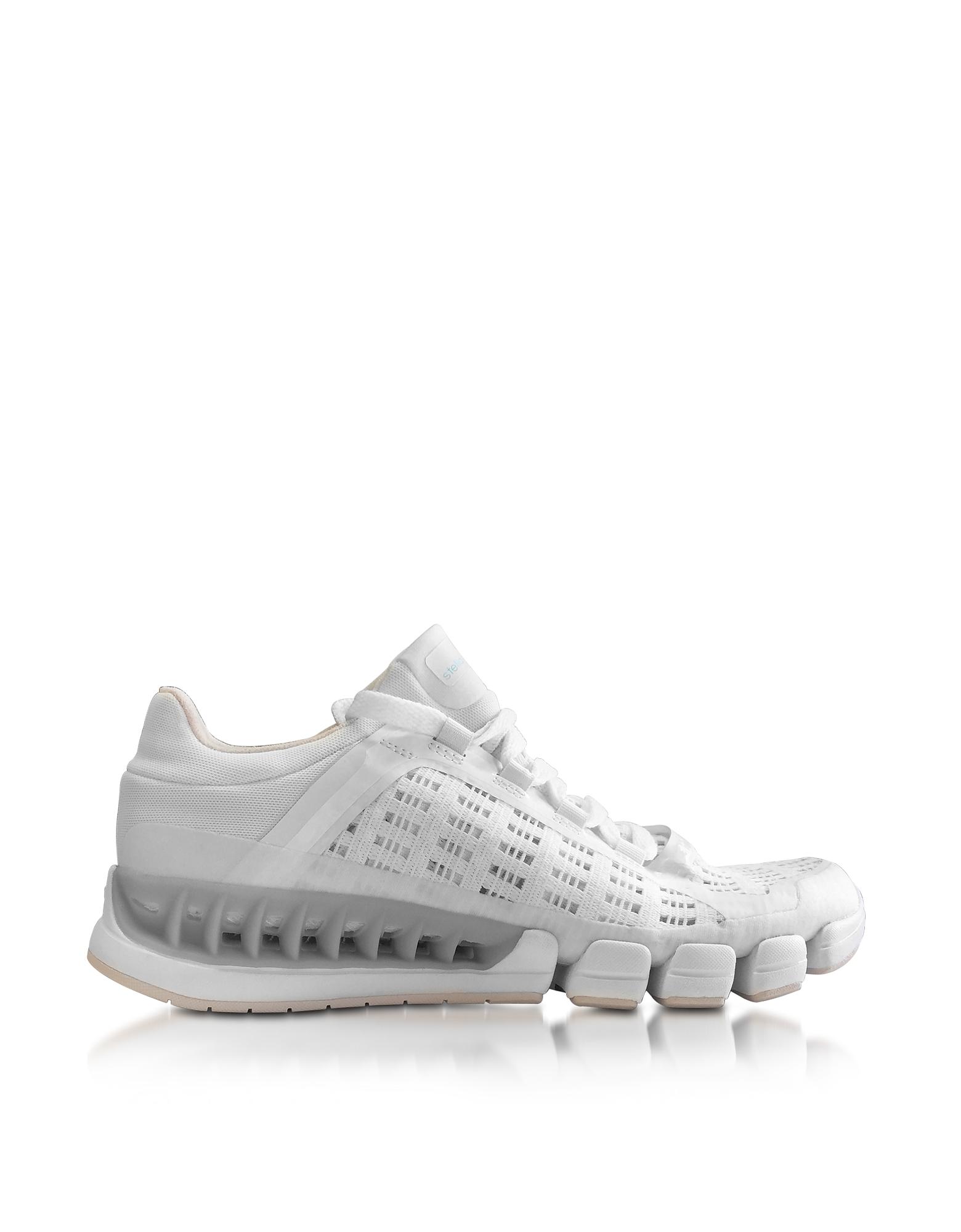 Adidas Stella McCartney Clima Cool Revolution - Белые Женские Кеды