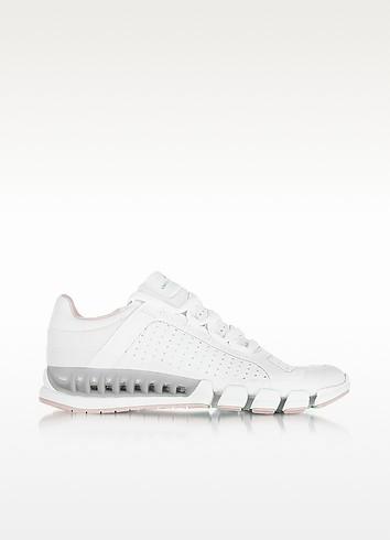 White Clima Cool Revolution Women's Sneaker - Adidas Stella McCartney