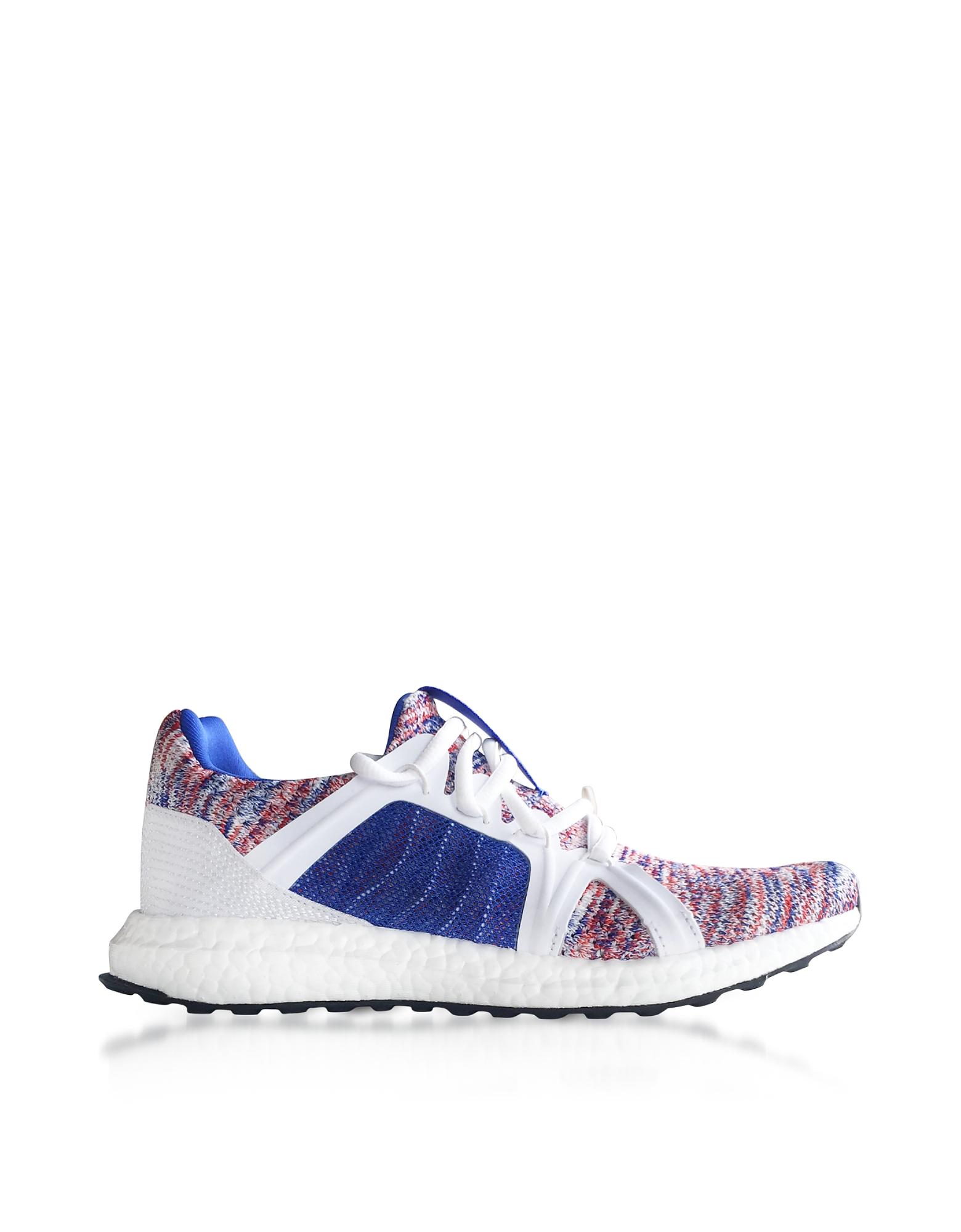 Ultraboost Parley Sneakers in Tessuto Parley Ocean Plastic Blu Melange