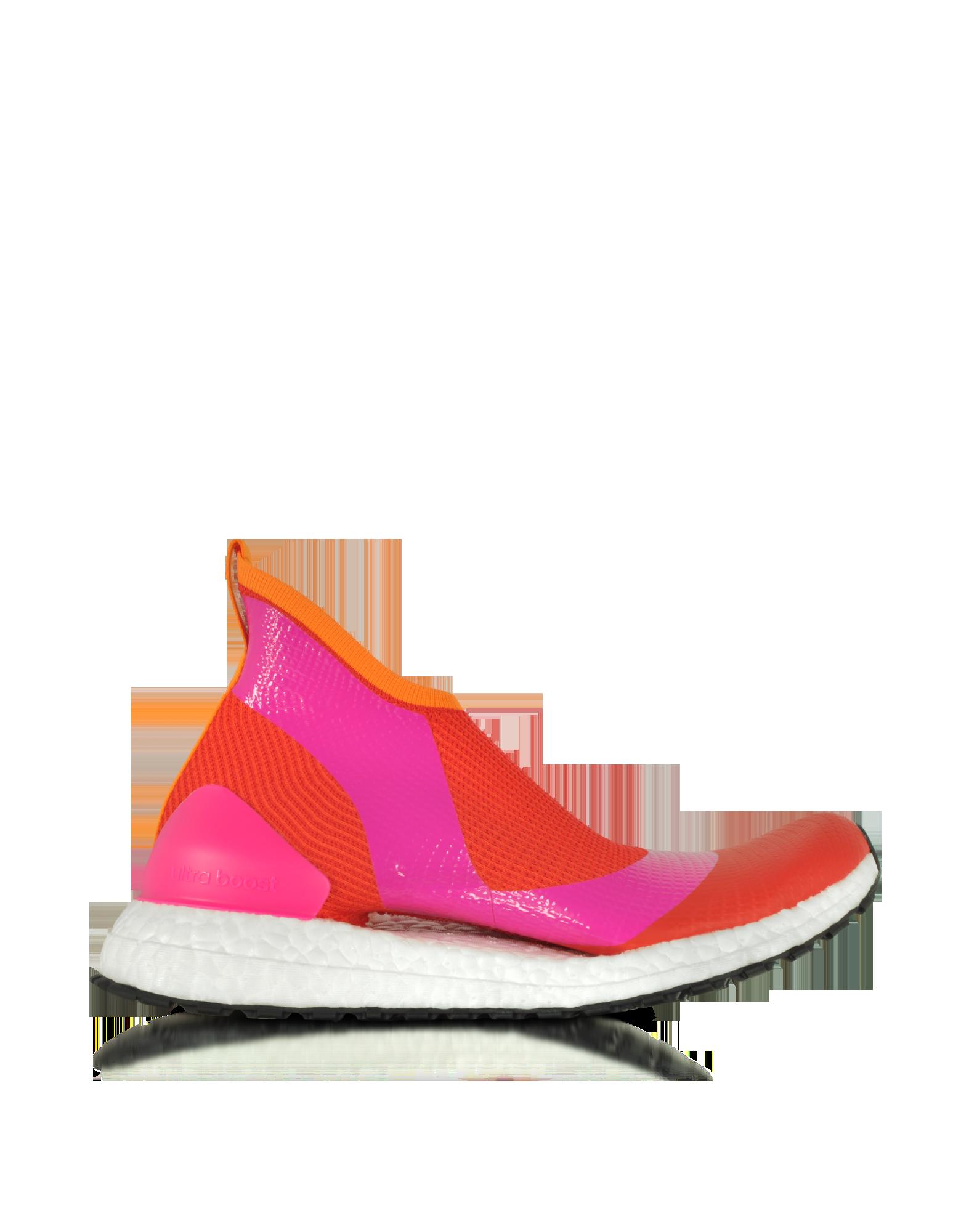 Image of UltraBOOST X ATR44 Shock Pink Women's Sneakers