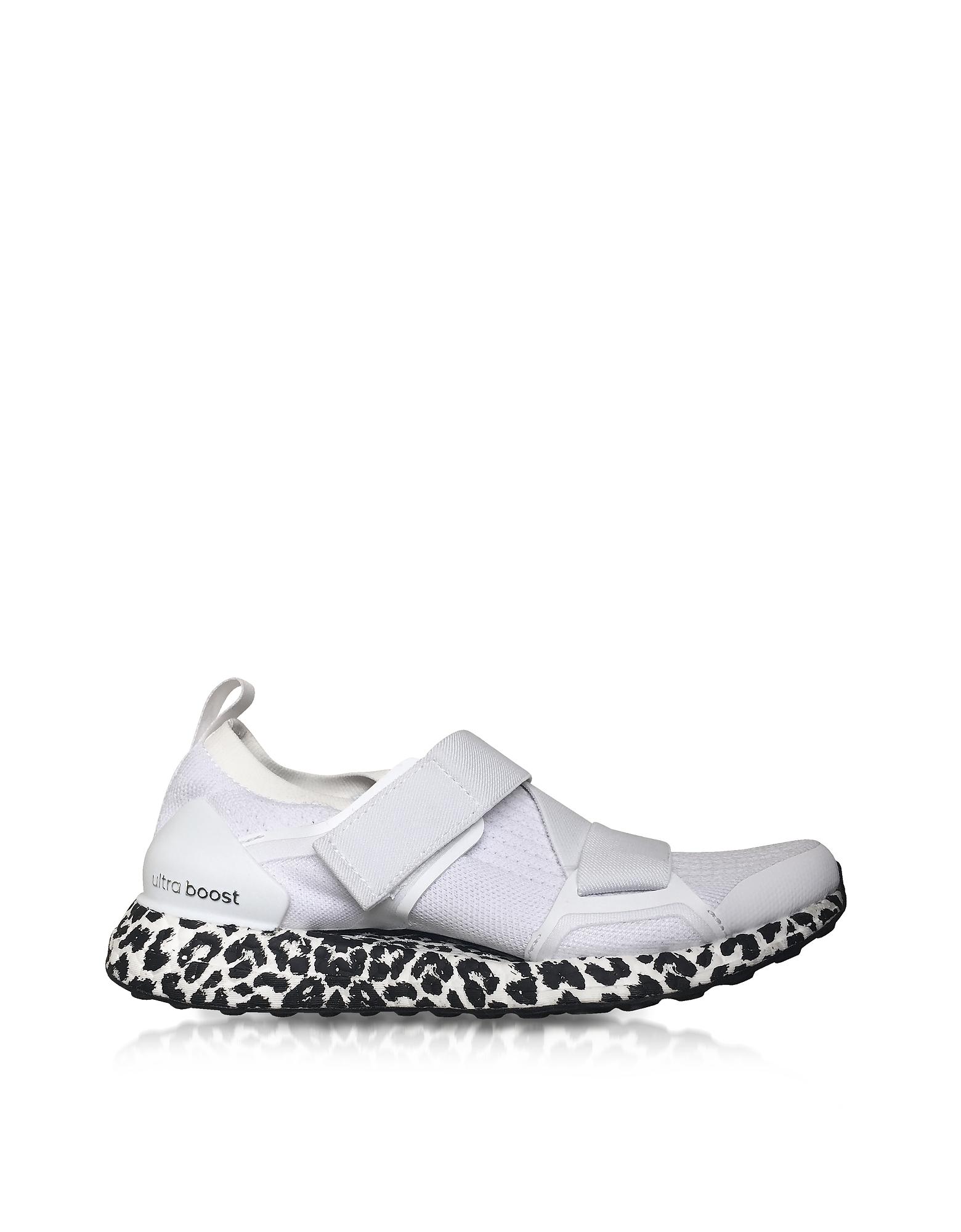 Adidas Stella McCartney Shoes, UltraBOOST X White Women's Sneakers