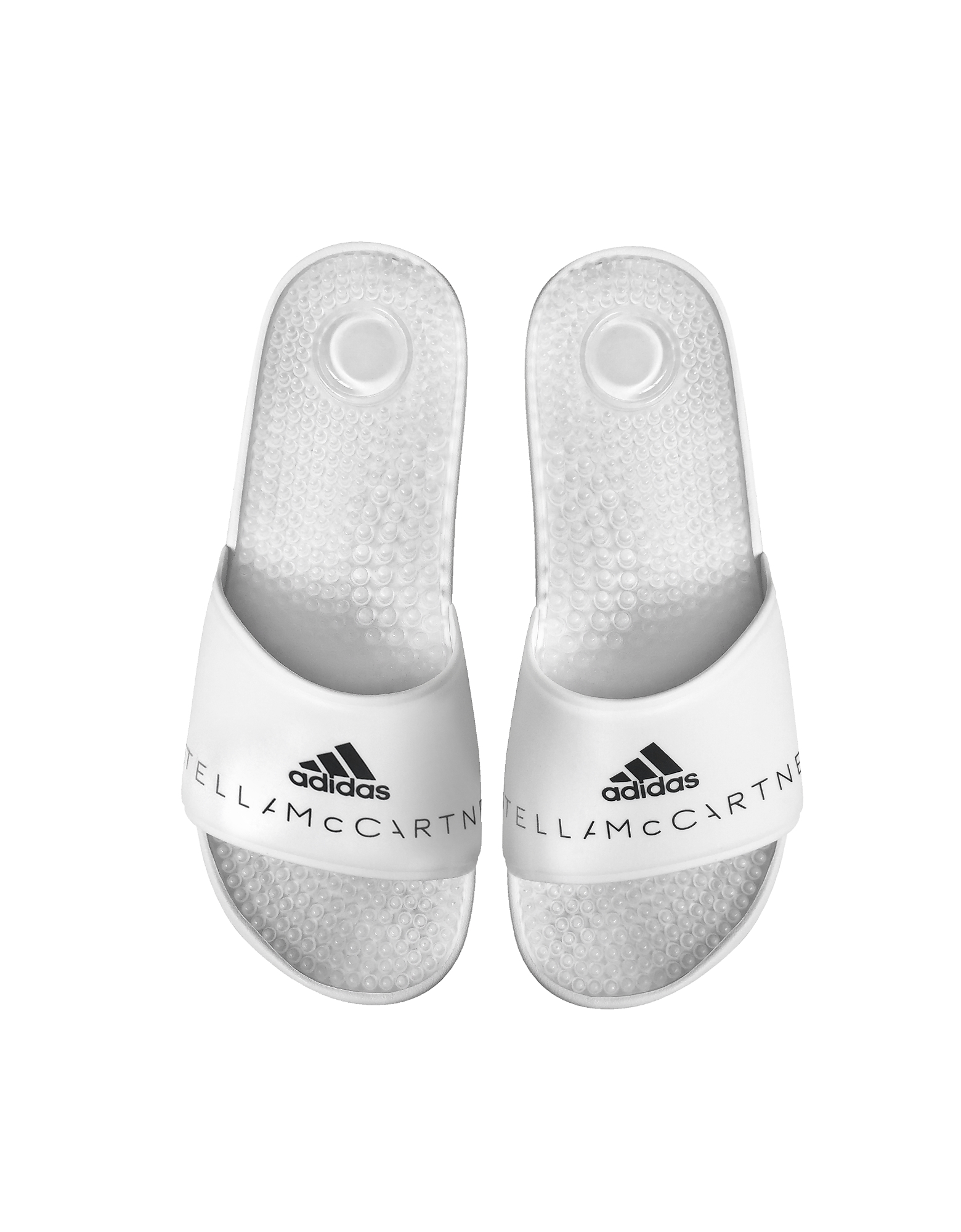 Adidas Stella McCartney Shoes, Adissage White Slide Pool Sandals