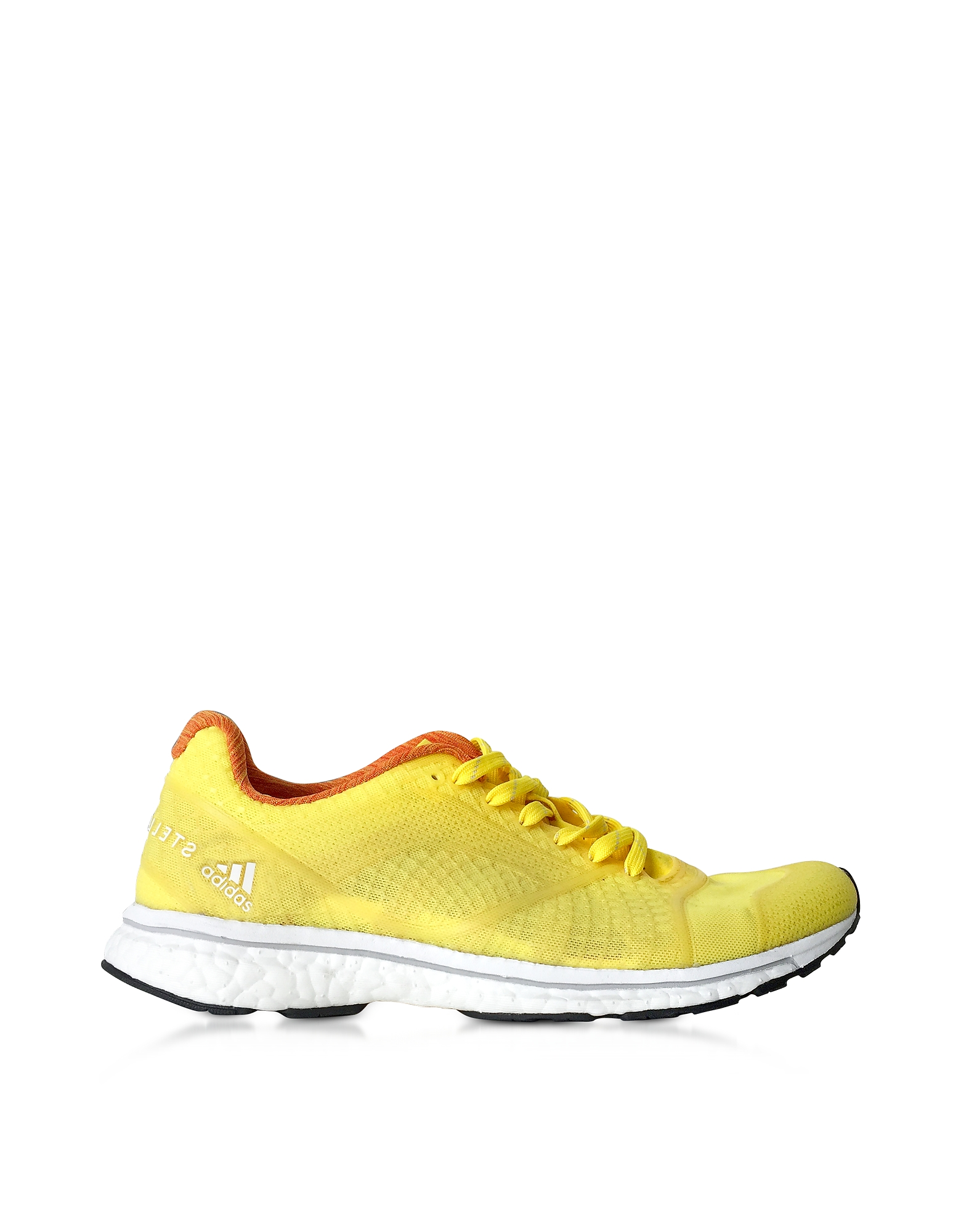 Adidas Stella McCartney Shoes, Yellow Adizero Trainers
