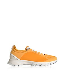 Deep Yellow and Radiant Orange Adizero XT Trainers - Adidas Stella McCartney