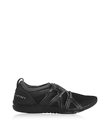 Black CrazyMove Trainers - Adidas Stella McCartney