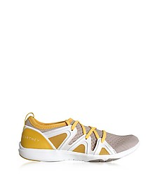 Yellow CrazyMove Trainers - Adidas Stella McCartney