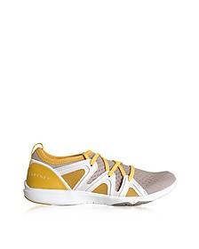 Yellow CrazyMove Trainers - Adidas Stella McCartney
