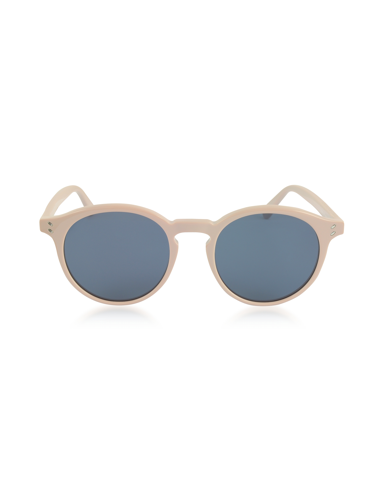 Stella McCartney Sunglasses, SC0069S Round Acetate Men's Sunglasses