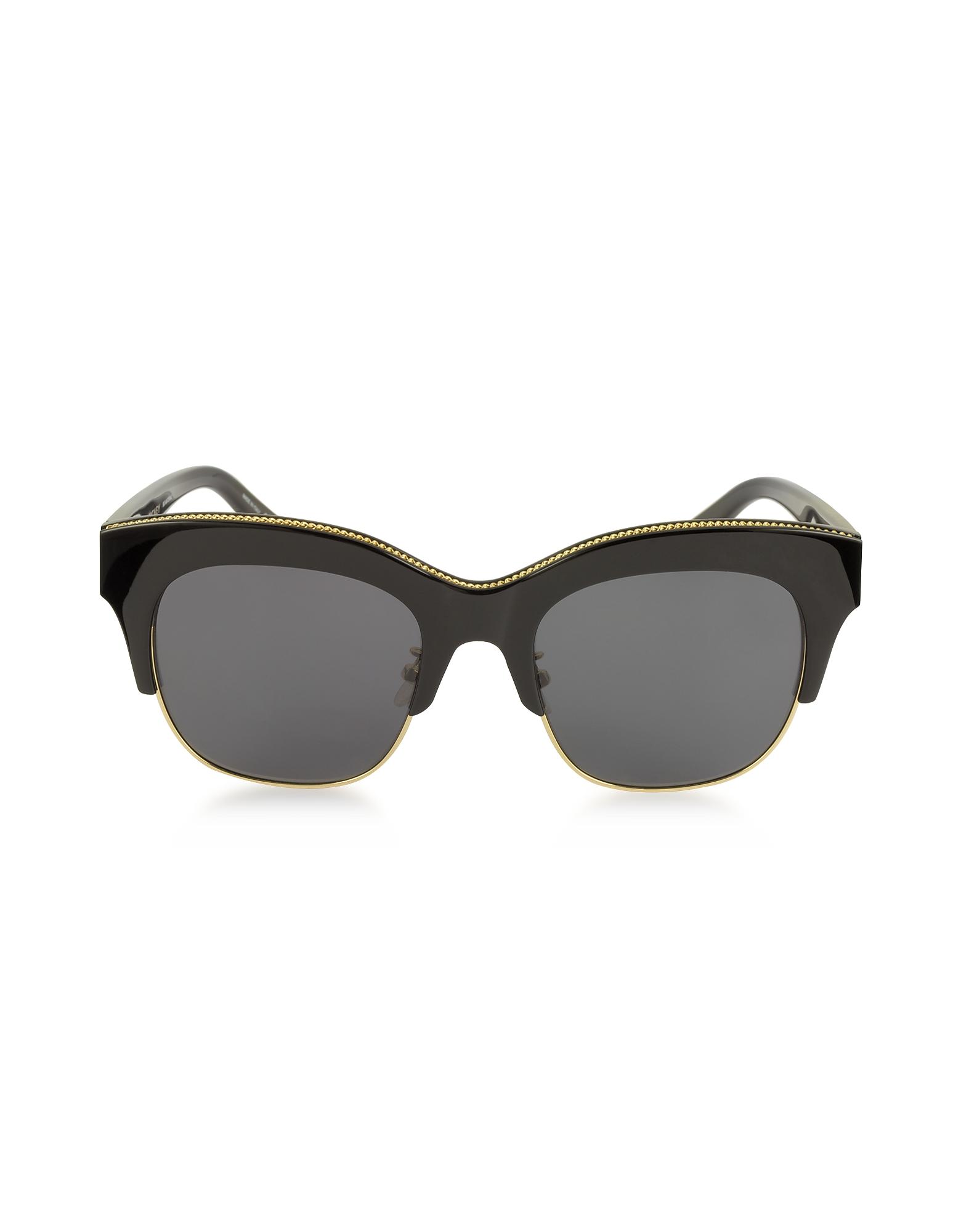 SC0075S Acetate Cat Eye Women's Sunglasses