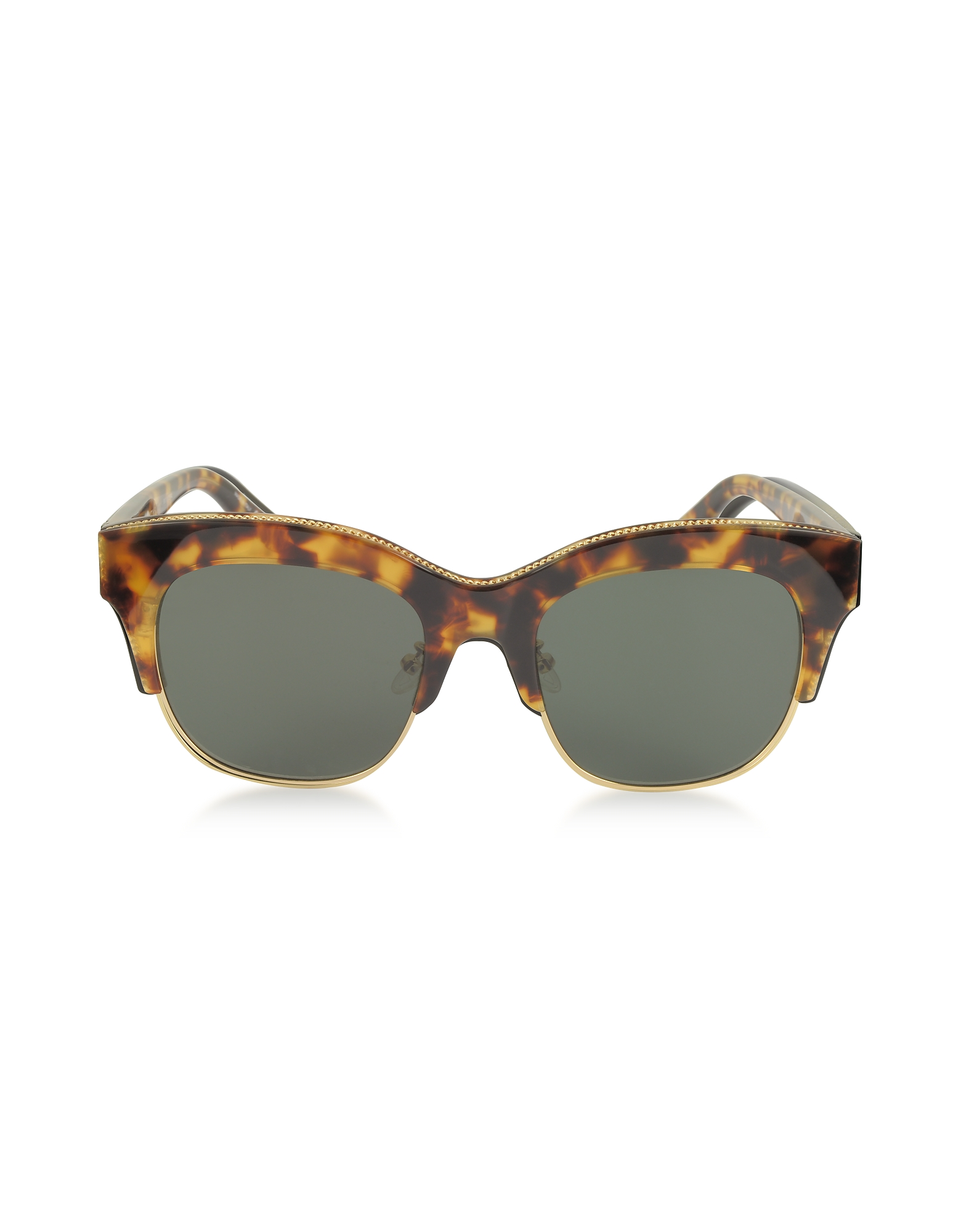 Stella McCartney Designer Sunglasses, SC0075S Acetate Cat Eye Women's Sunglasses