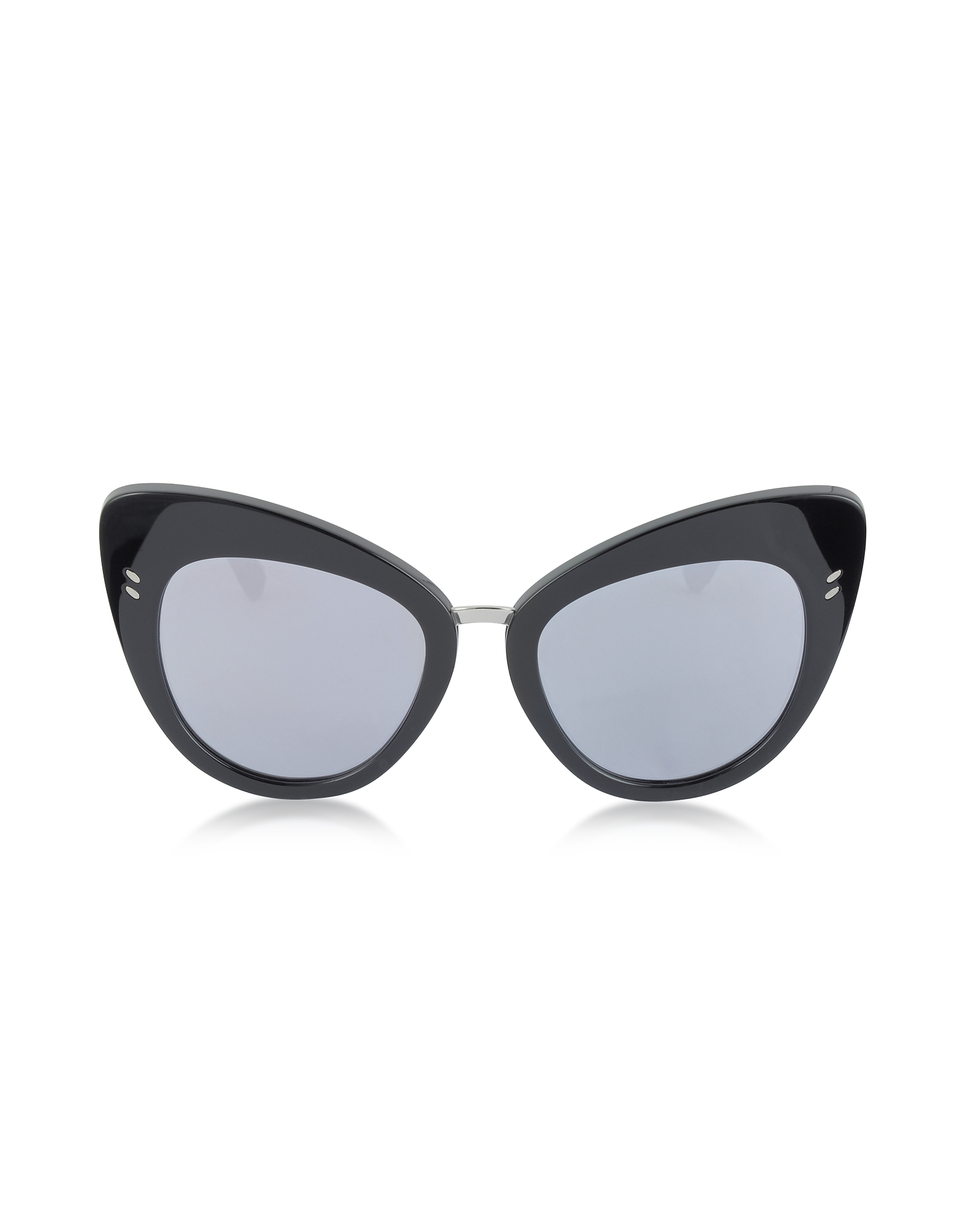 Stella McCartney Designer Sunglasses, SC0037S Acetate Cat Eye Women's Sunglasses