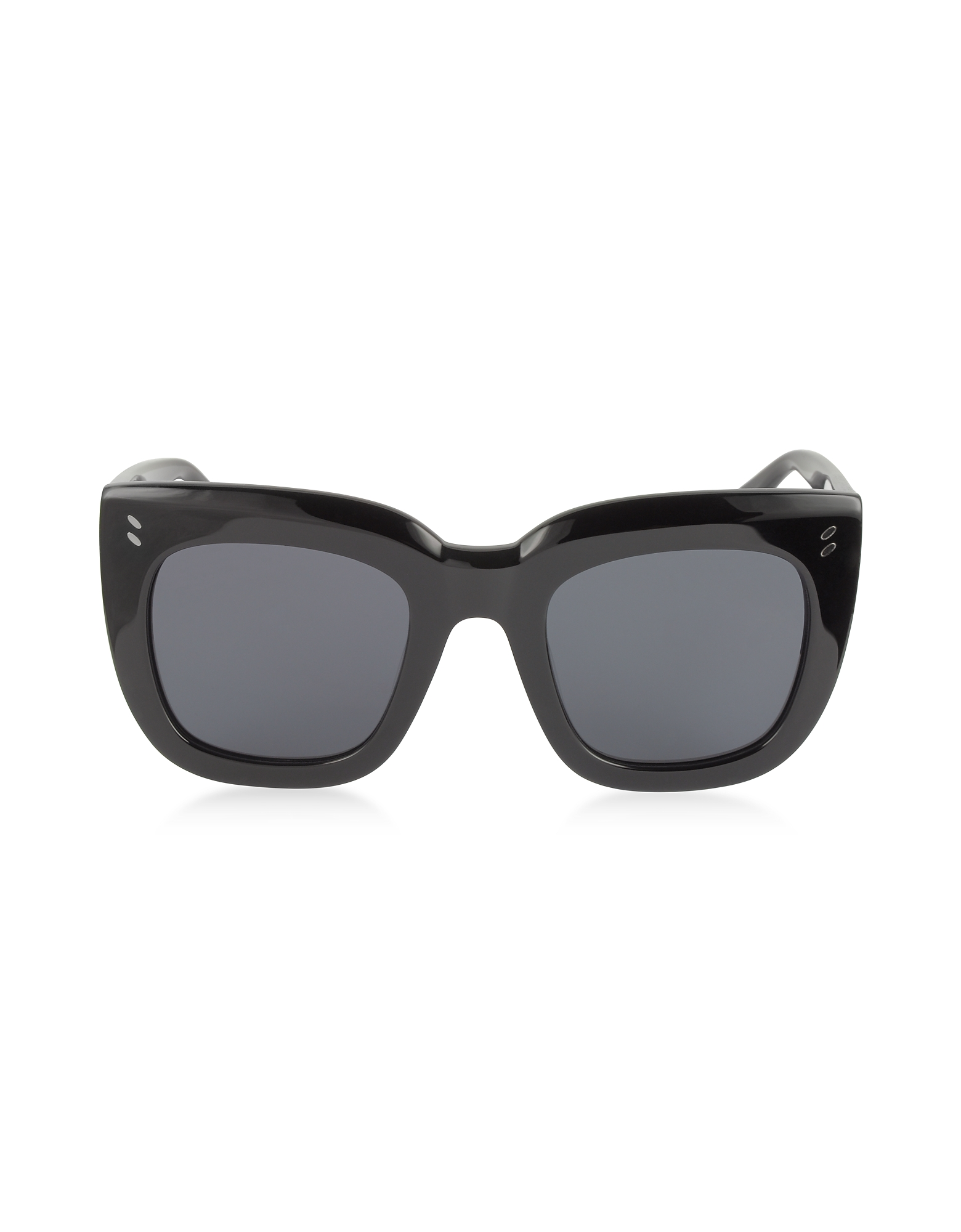 Stella McCartney Sunglasses, SC0033S Square Cat Eye Acetate Women's Sunglasses
