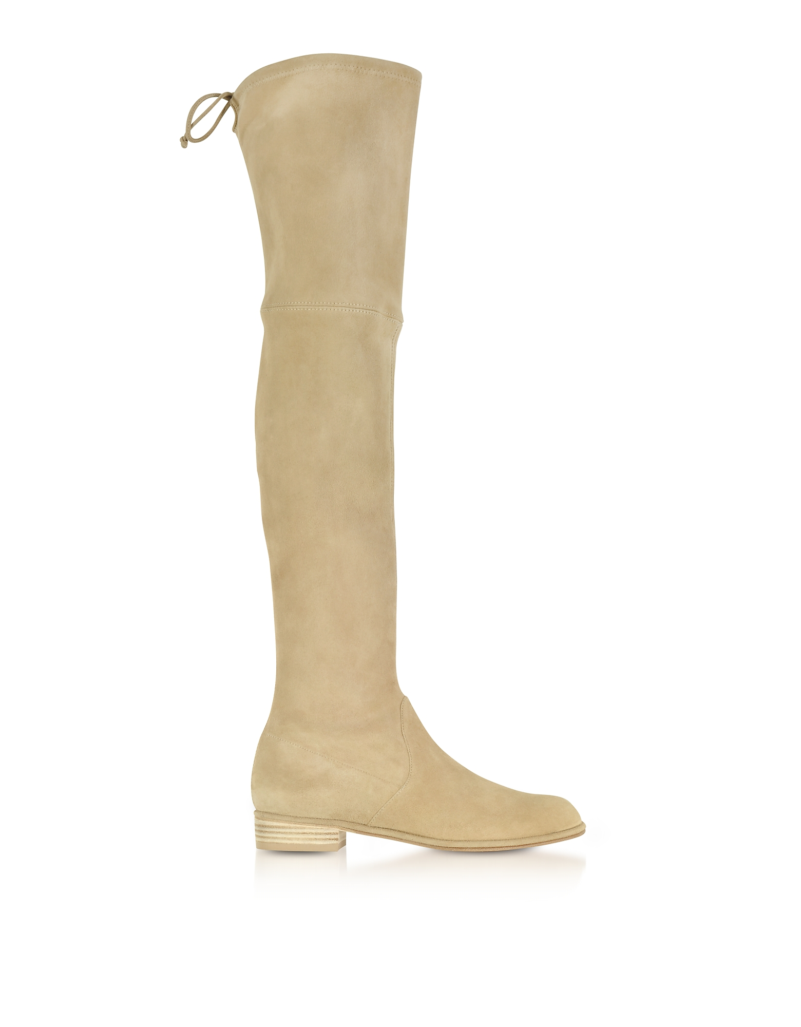 Stuart Weitzman Shoes, Lealowland Mojave Suede Over The Knee Boots