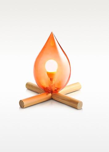 Fire Kit Table Lamp - Skitsch