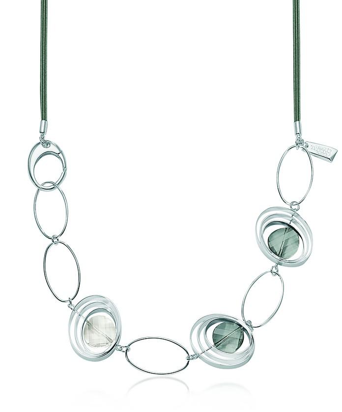 Ocean Long Necklace - SWAROVSKI CRYSTALLIZED™