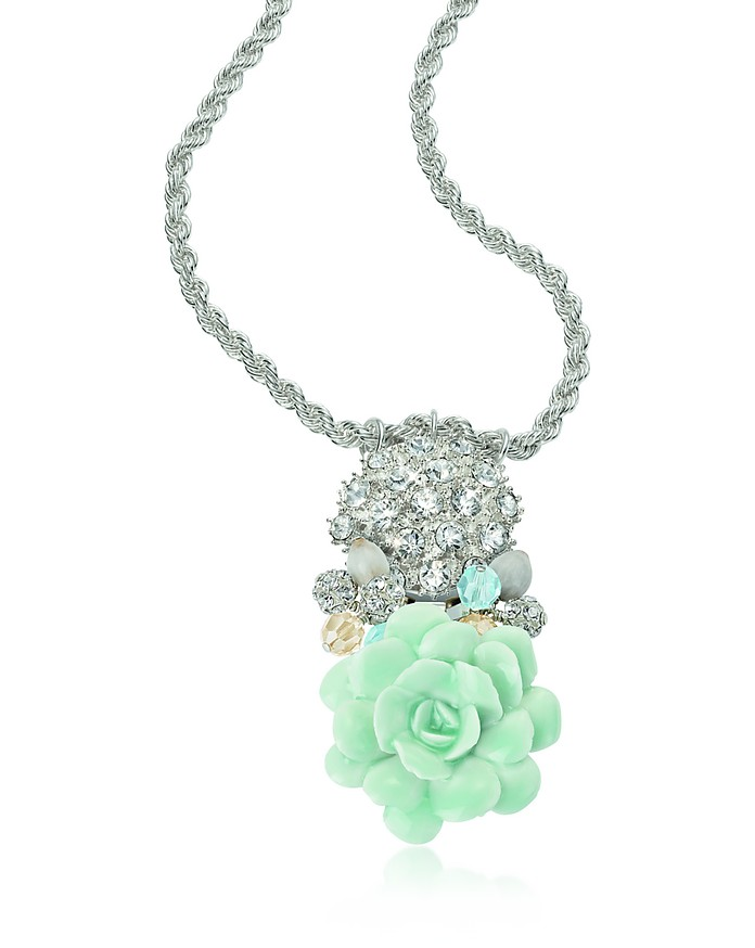 Winter Garden Necklace - SWAROVSKI CRYSTALLIZED™