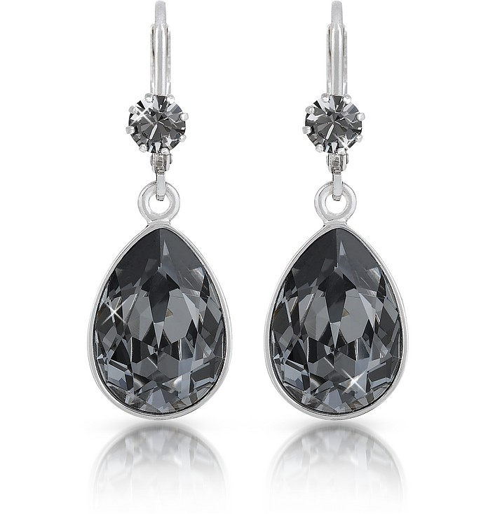 Imperial Long Earrings - SWAROVSKI CRYSTALLIZED™