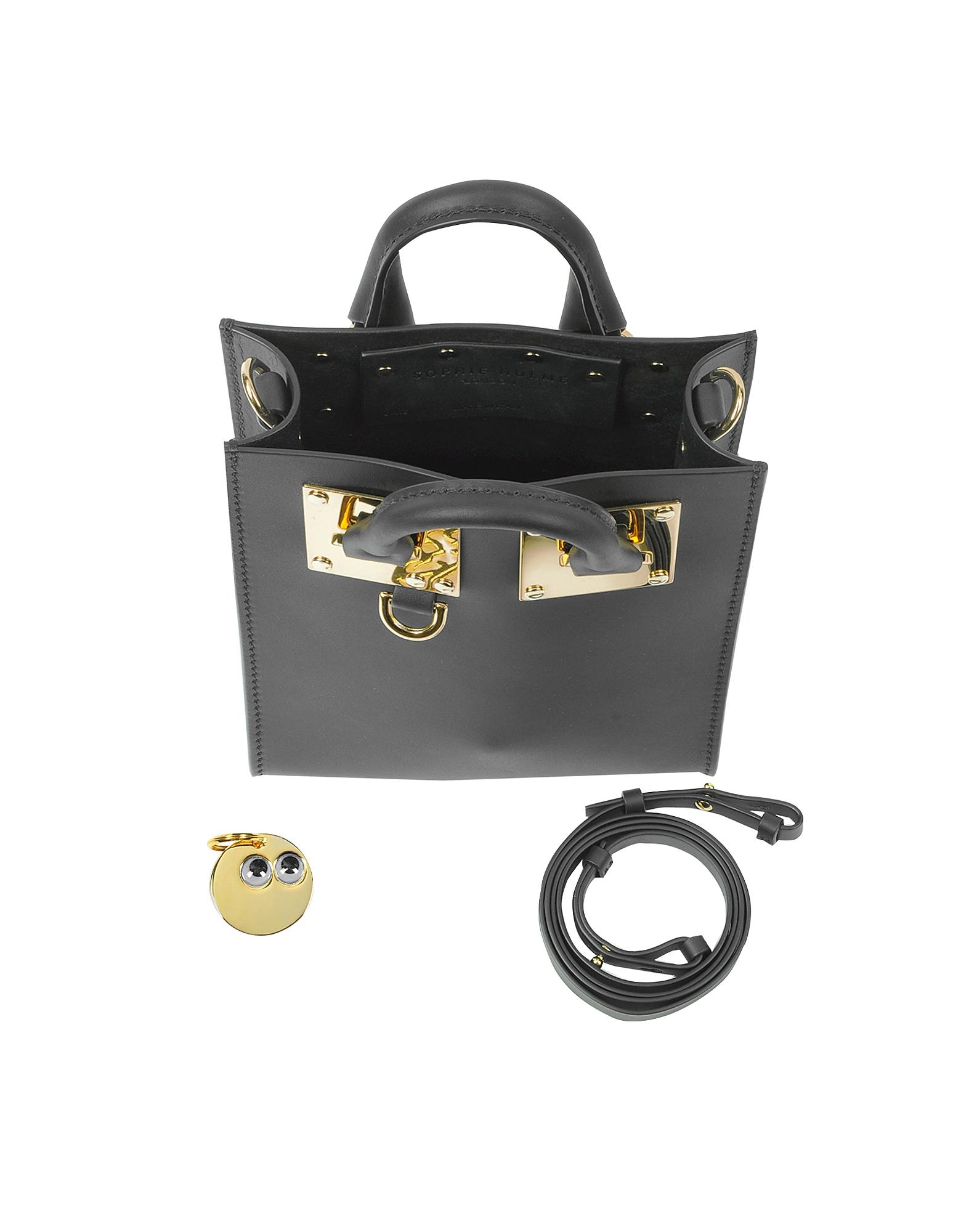Black Albion Nano Tote Bag от Forzieri.com INT