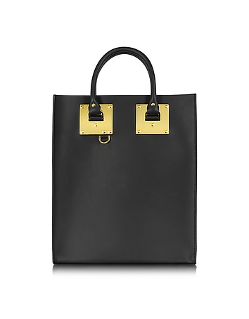 Black Albion Mini Tote Bag