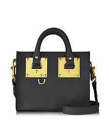 Black Albion Box Tote Bag - Sophie Hulme