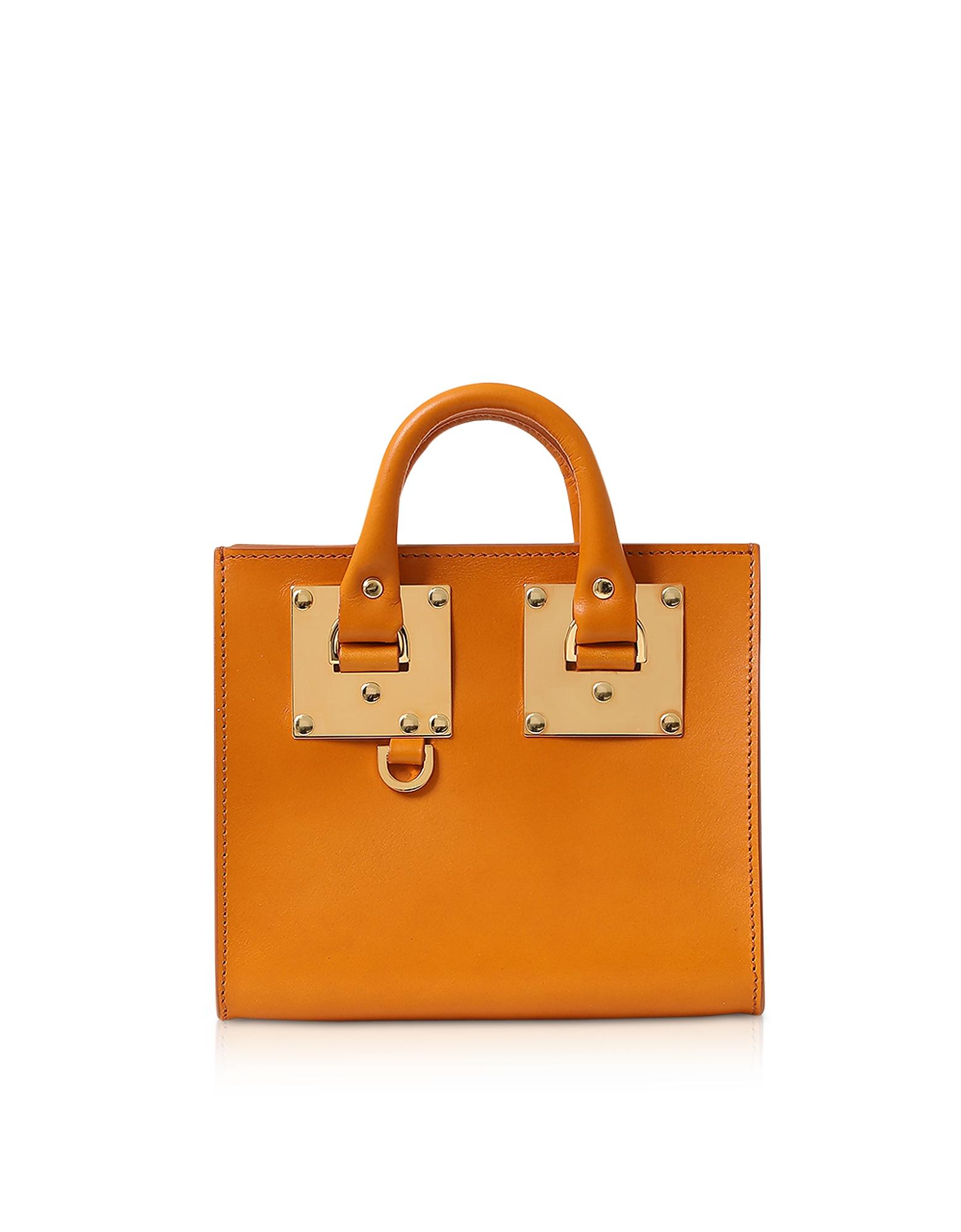 SOPHIE HULME | Sophie Hulme Designer Handbags, Shiny Saddle Leather Box Albion Tote | Goxip