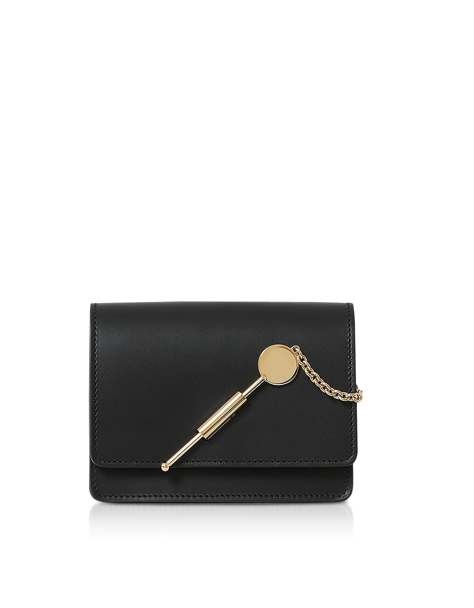SOPHIE HULME | Sophie Hulme Designer Handbags, Micro Cocktail Stirrer Bag | Goxip