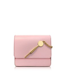 Pastel Pink Small Cocktail Stirrer Bag - Sophie Hulme